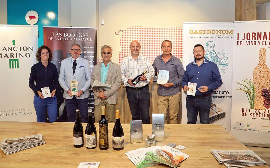 El vino de la DOP Calatayud y los mejores arroces toman Zaragoza del 20 al 29 de septiembre