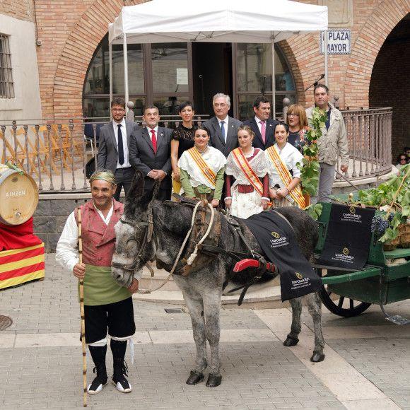 1.- Fiesta vendimia Campo de Borja