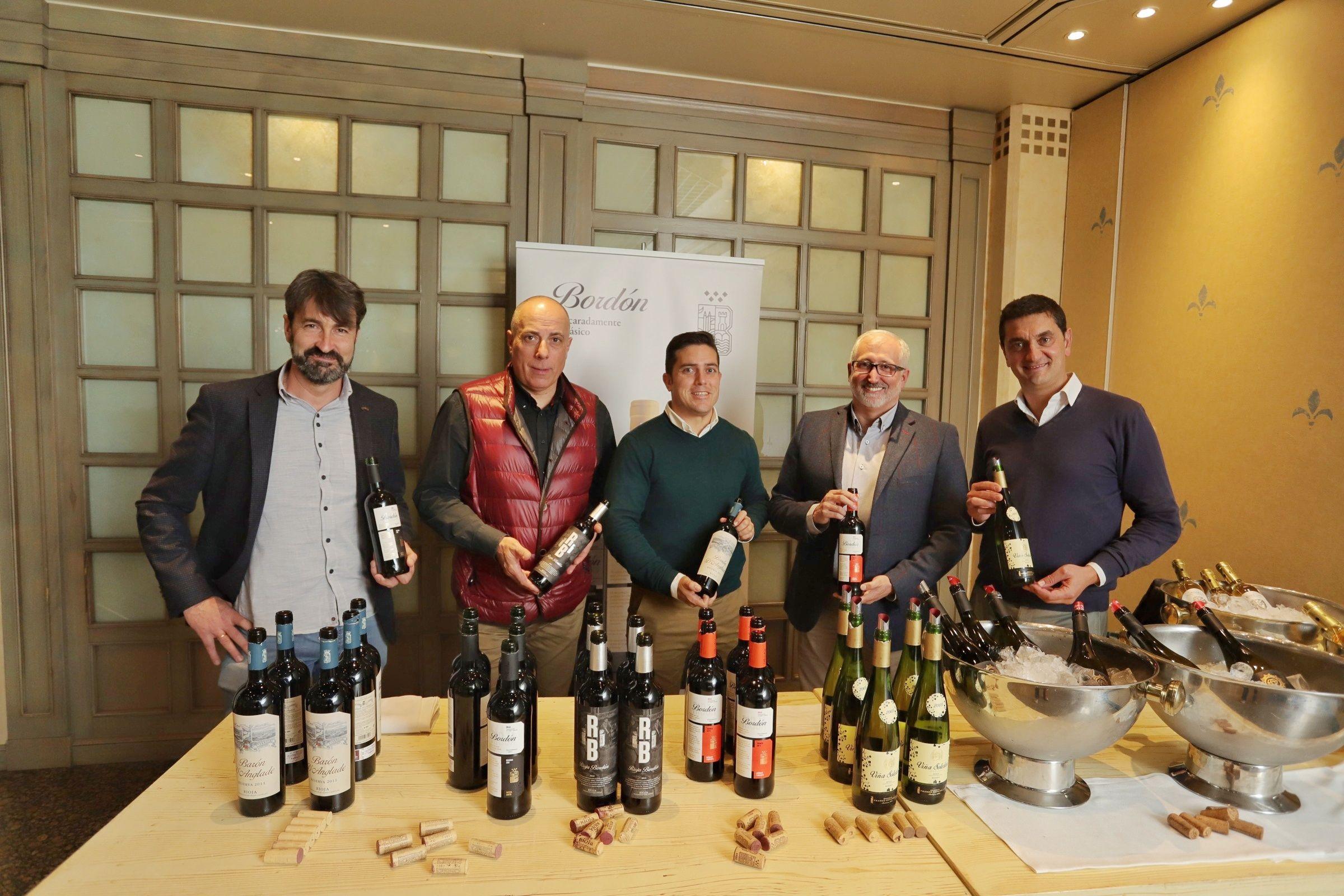 Los vinos de Bodegas Franco-Españolas conquistan Zaragoza con sus siete referencias más representativas