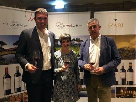 Grupo Artevino presenta sus vinos en Zaragoza