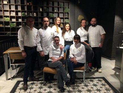 Presentación restaurante Umami Zaragoza