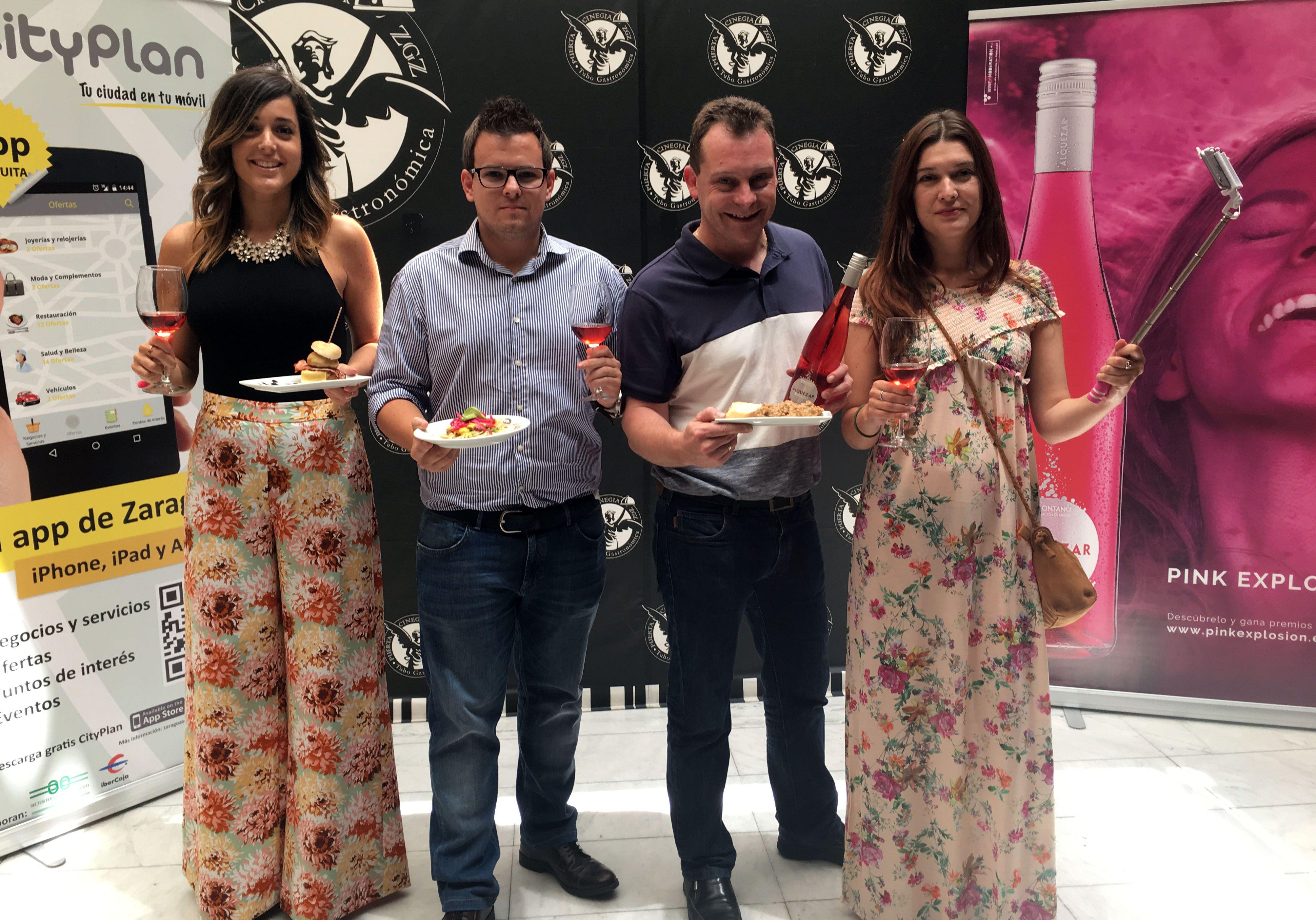 Puerta Cinegia Gastronómica y Bodega Pirineos celebran la llegada del verano con nuevas propuestas de la CityTapa y regalos directos
