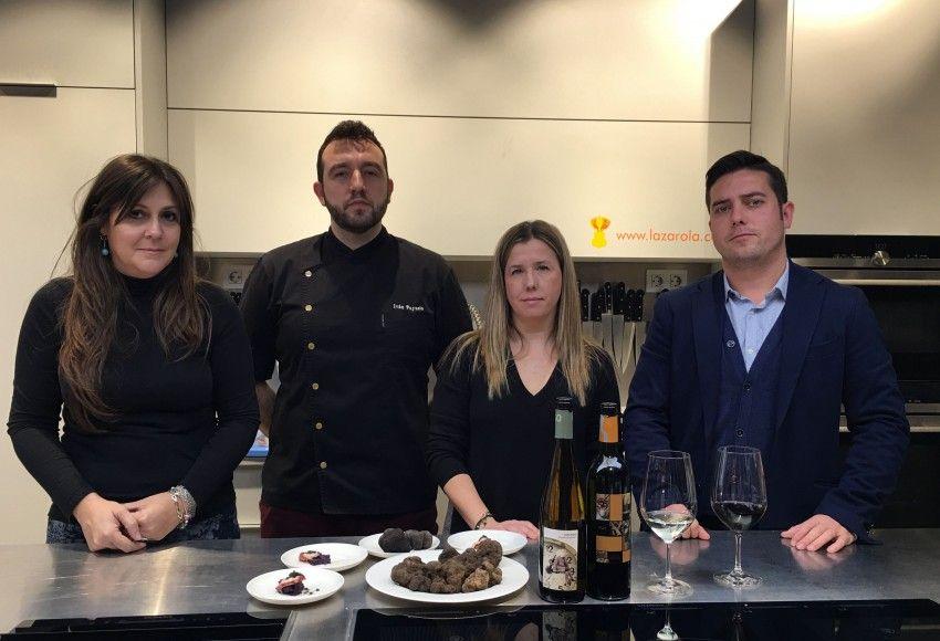 """Una treintena de establecimientos de Zaragoza participan en la ruta """"Descubre la Trufa"""""""