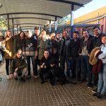 Estudiantes de hostelería asisten a la primera charla técnica de Descubre la trufa en Miralbueno