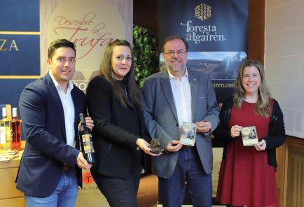 Presentación III edición Descubre la trufa en Zaragoza y provincia