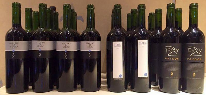 Los vinos de Alonso del Yerro conquistan los paladares zaragozanos