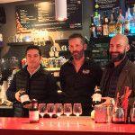 Presentación en Zaragoza de la nueva ginebra Proof 13
