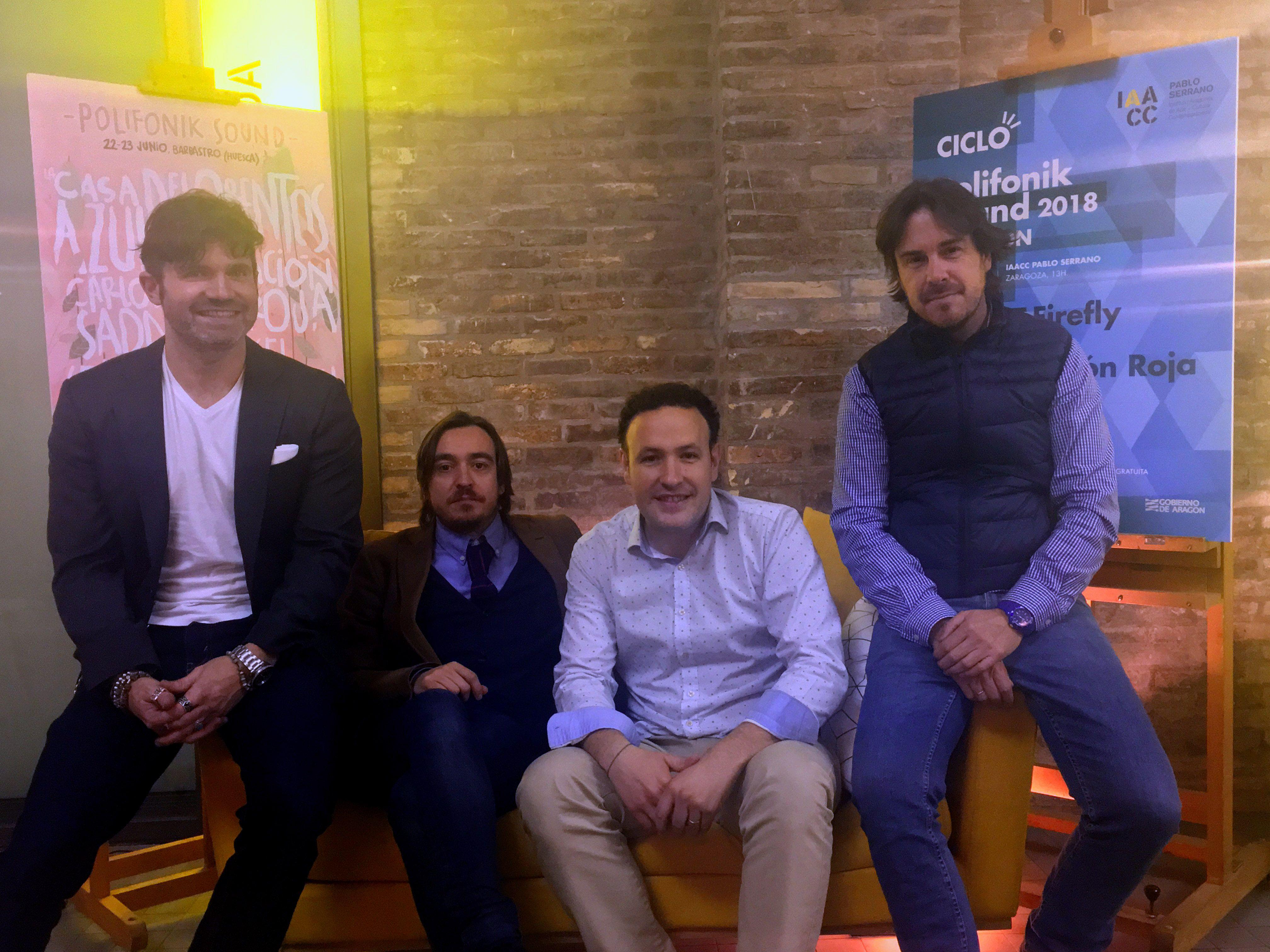 Gabinete de prensa y comunicación Los vermuts musicales de Turmeon – Polifonik
