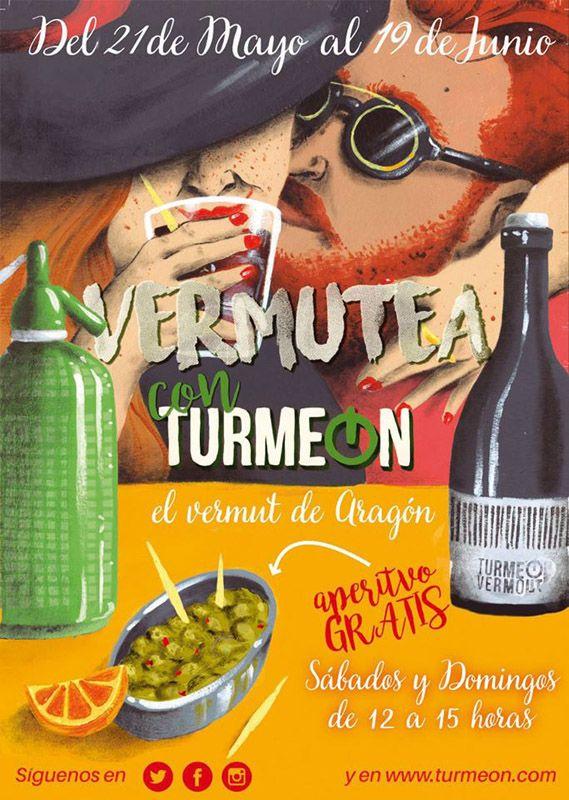 Gabinete de prensa y comunicación Vermut Turmeon – Iniciativa: Vermutea con Turmeon