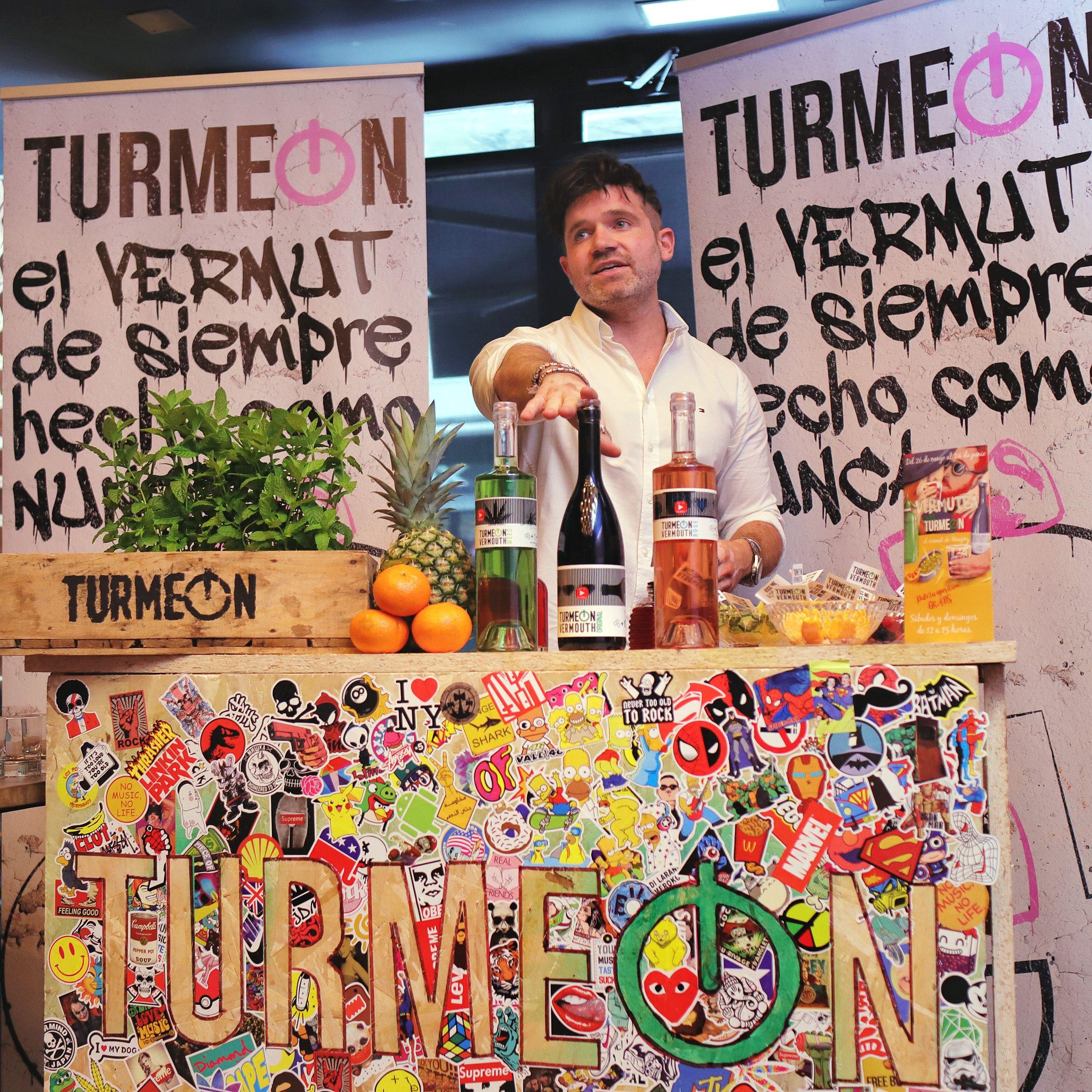 Gabinete de prensa y comunicación vermut Turmeon – Iniciativa: III edición Vermutea con Turmeon