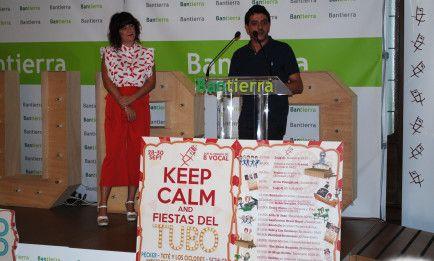 Presentación de las Fiestas de El Tubo