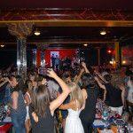 Mujeres Diviñas se divierten en El Plata Cabaret de Zaragoza