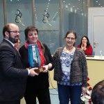 La Asamblea General de Cruz Roja gana el premio Mujer del Campo de Cariñena