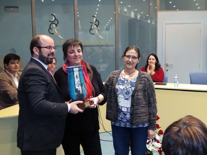 """La Asamblea Comarcal de Cruz Roja gana el Premio """"8 de marzo, mujer del Campo de Cariñena"""""""