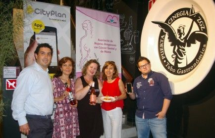 CityTapa solidaria Zaragoza