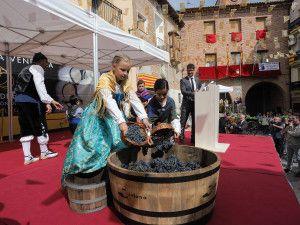 2.- Fiesta vendimia Campo de Borja