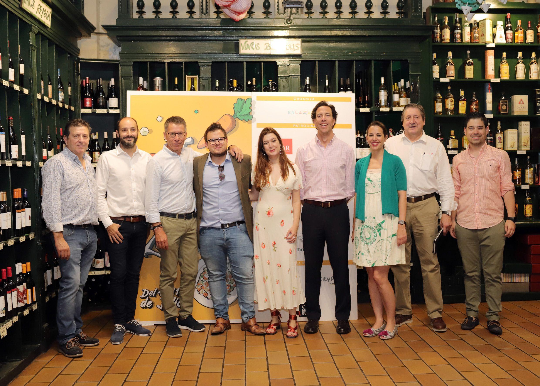 Gabinete de prensa y comunicación del II Concurso de Ensaladilla Rusa de Zaragoza