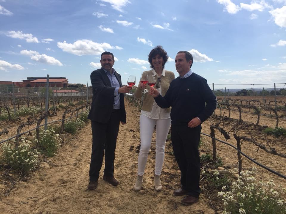 Bodega Pirineos cumple un cuarto de siglo elaborando vinos singulares y con carácter en el Somontano