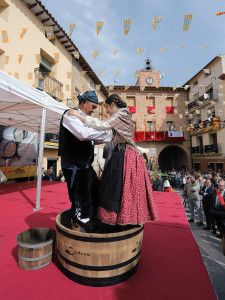 4.- Fiesta vendimia Campo de Borja