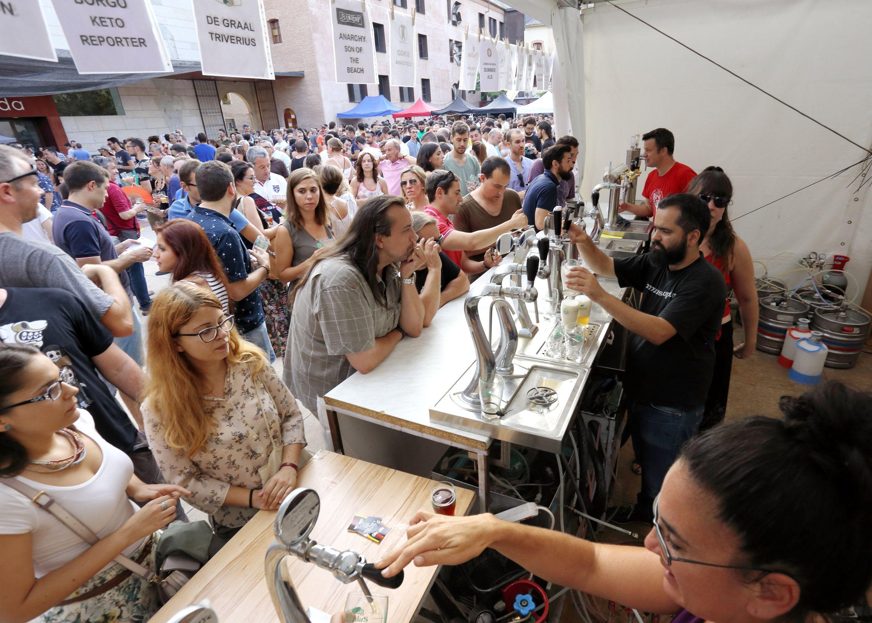 Birragoza, la cita con la cerveza artesana
