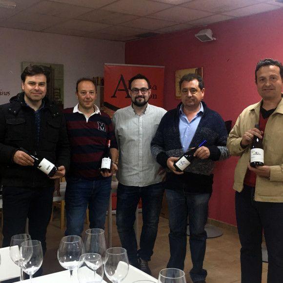 Bodegas presentación Alacena Vinos