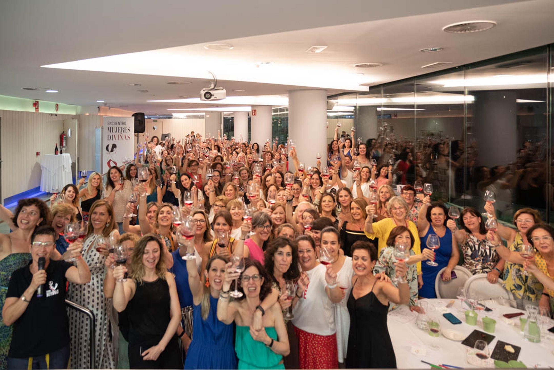 Coordinación, organización y gabinete de prensa y comunicación Mujeres Diviñas – Iniciativa: III Encuentro Mujeres Diviñas