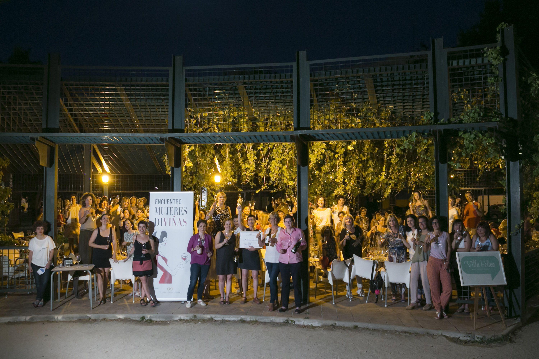 El I Encuentro Mujeres Diviñas consigue el reto y supera todas las expectativas