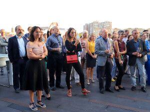 Asistentes a la II edición de los Premios Viñedo Extremos de la DOP Calatayud