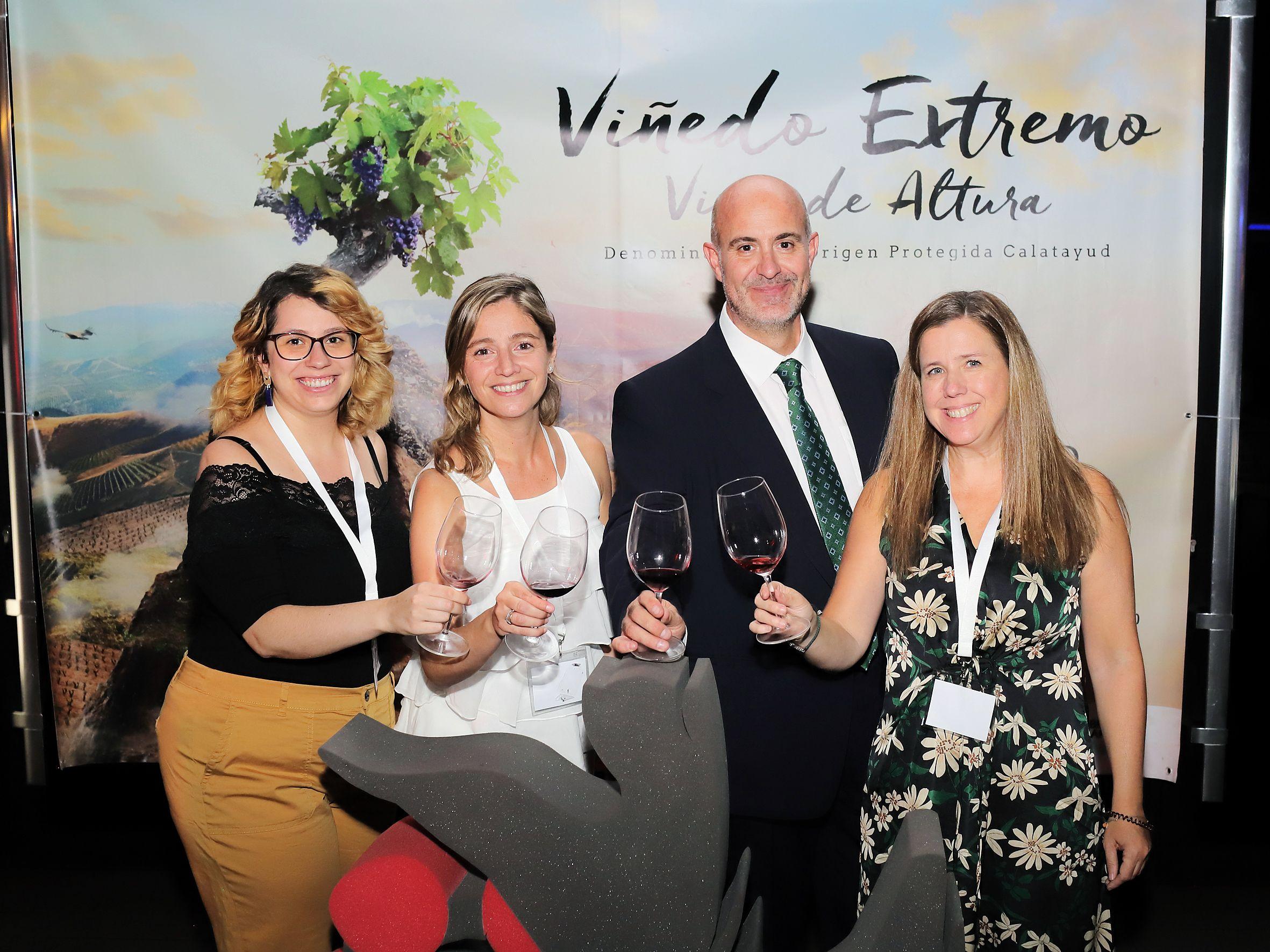 Organización y coordinación II Premios Viñedo Extremo DOP Calatayud