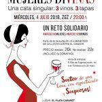Cartel II Encuentro Mujeres Diviñas