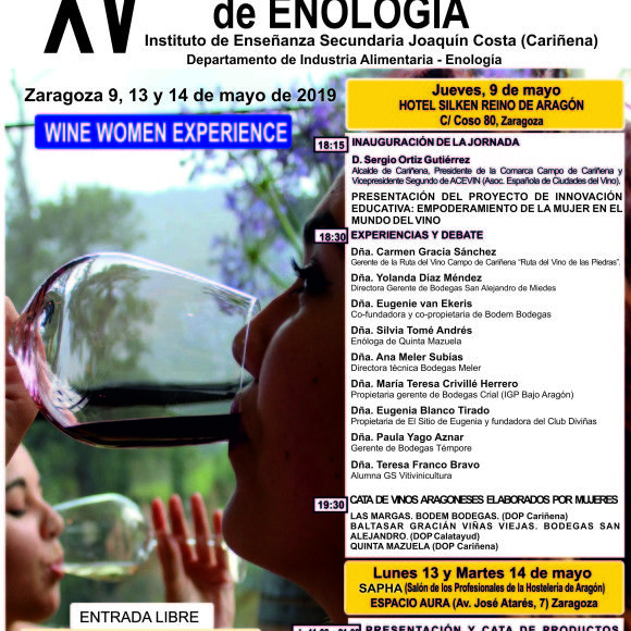 Cartel Wine Women Experiencie