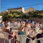 Cata celebrada en Langa del Castillo el 4 de agosto