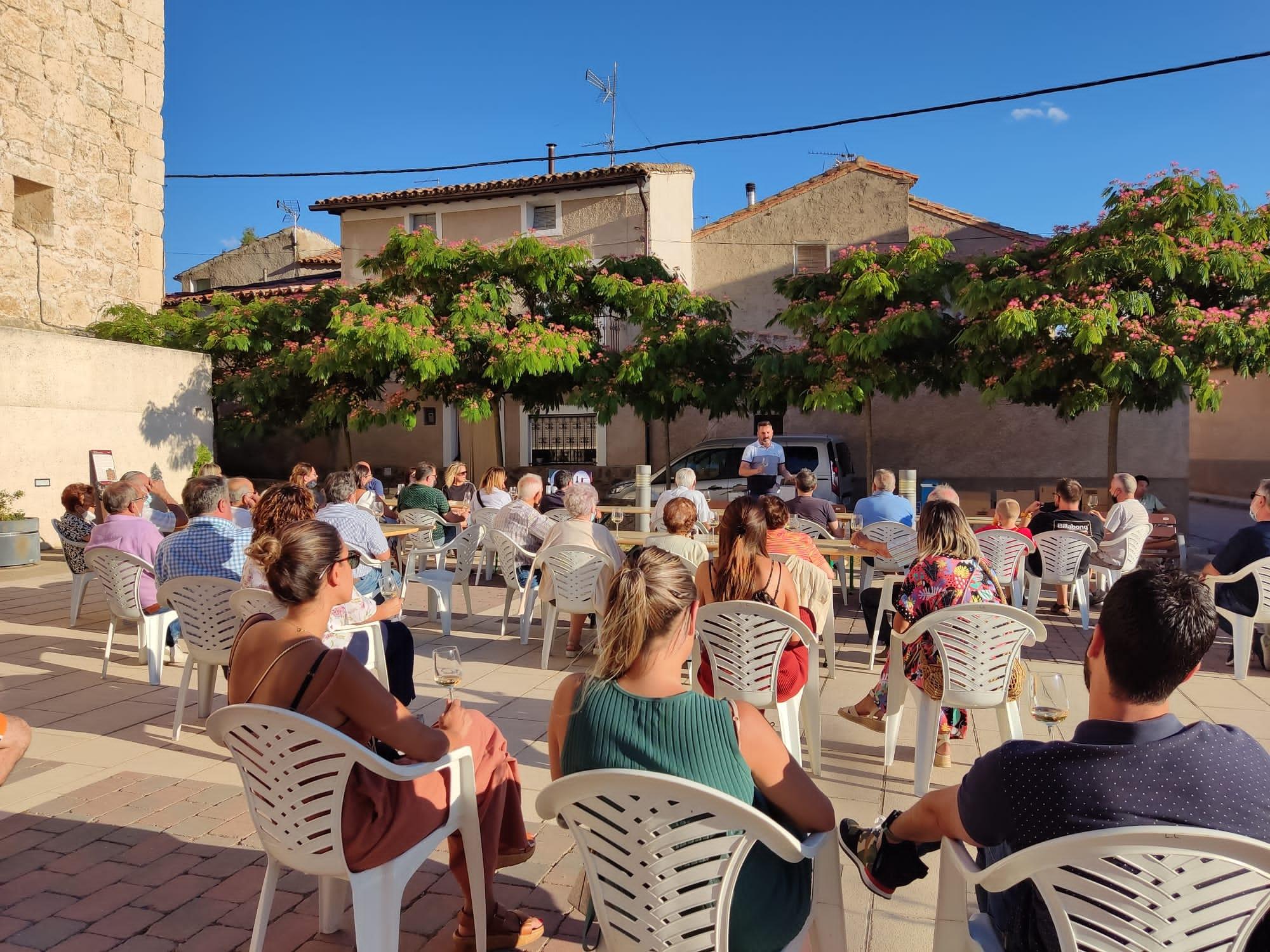 Más de 200 personas ya han participado en las catas itinerantes de la Comarca Campo de Daroca para dinamizar los productos de la zona