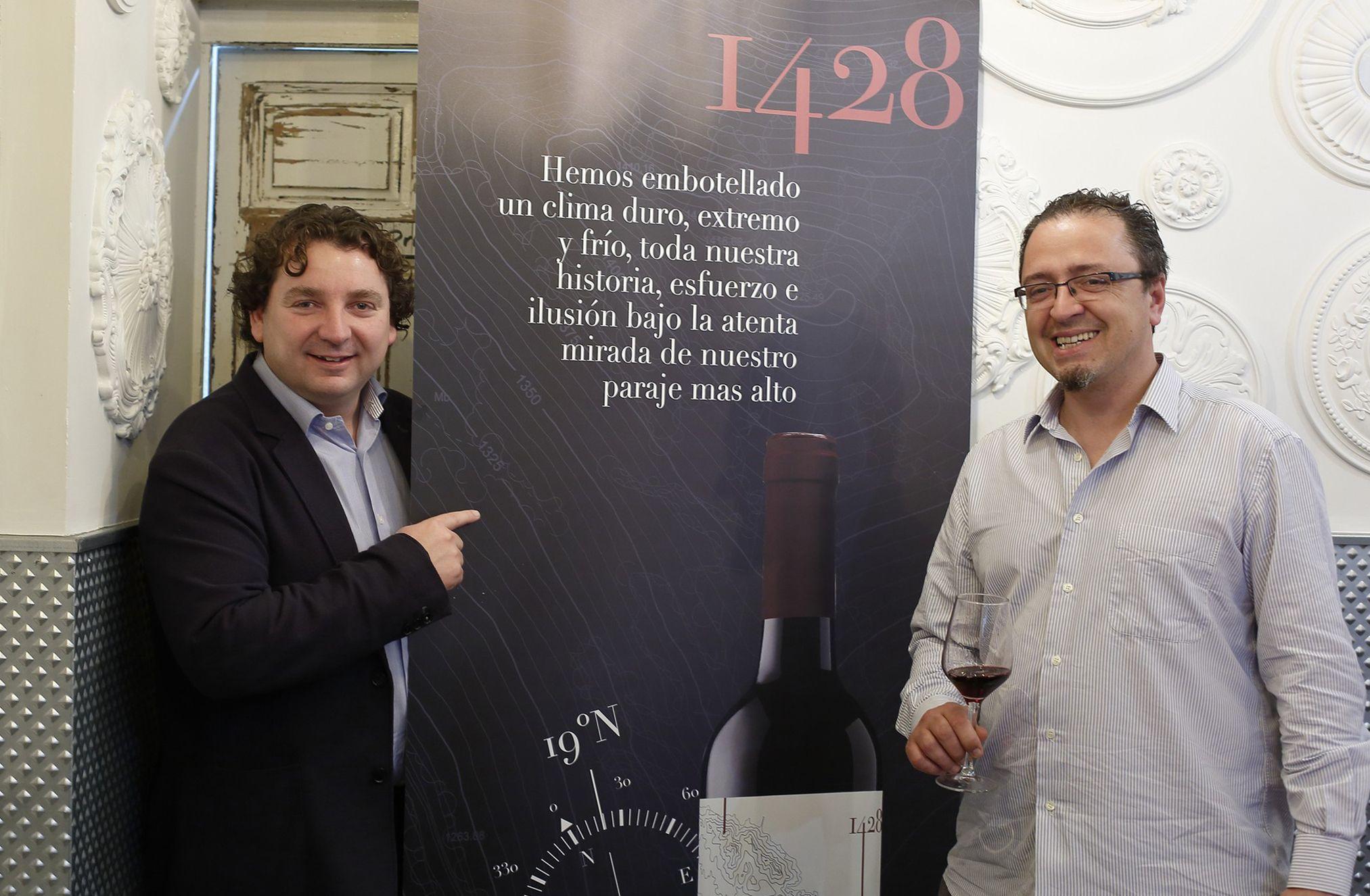 """""""1428"""", un vino de altura en Aniñón"""