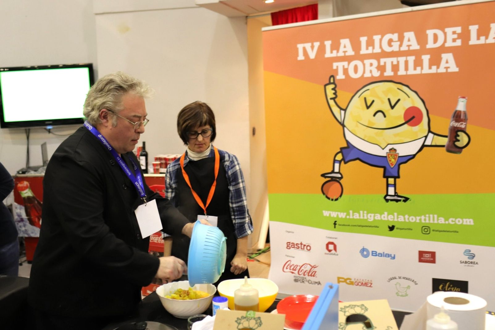 Cabuchico gana la IV Liga de la Tortilla en Zaragoza