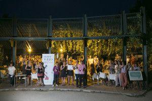 FOTO I edición de Mujeres Diviñas. Camino Latorre.