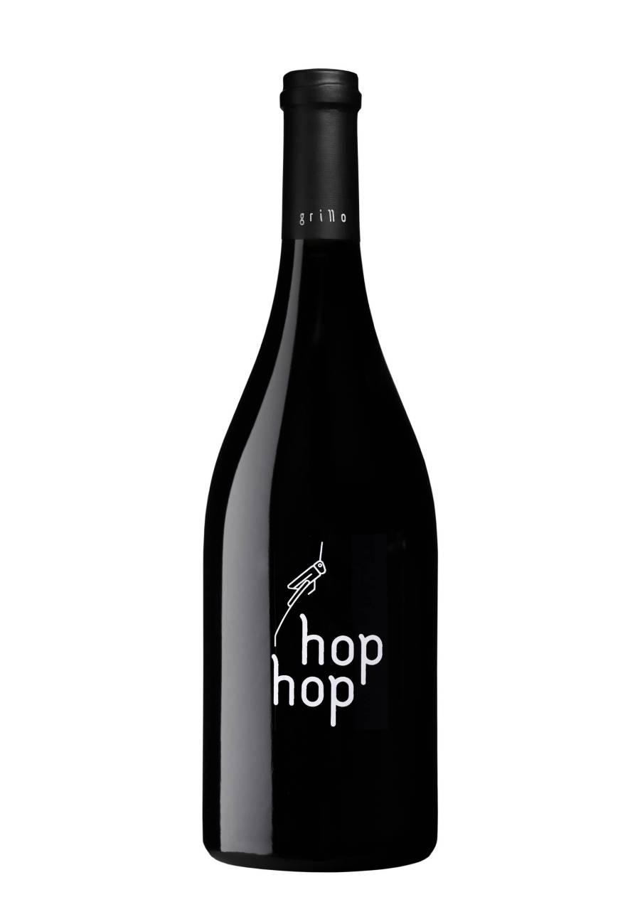 Bodegas El Grillo y la Luna «da el salto» y renueva la imagen de su vino Hop Hop