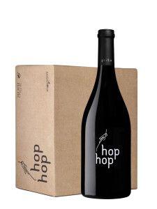 Nueva botella y caja de Hop Hop