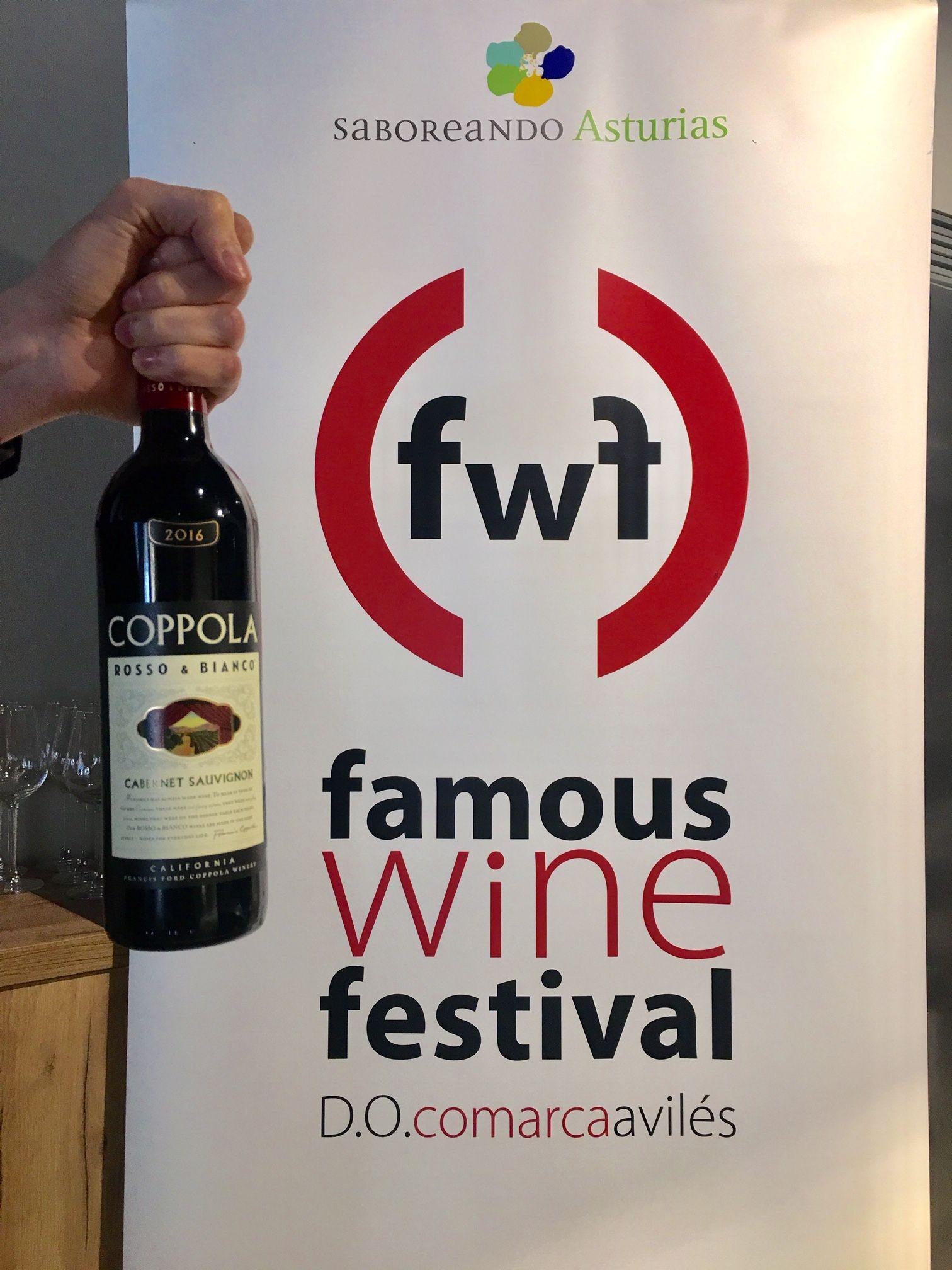 Aratur acerca a los aragoneses el único festival de vino de los famosos que se celebra en Avilés