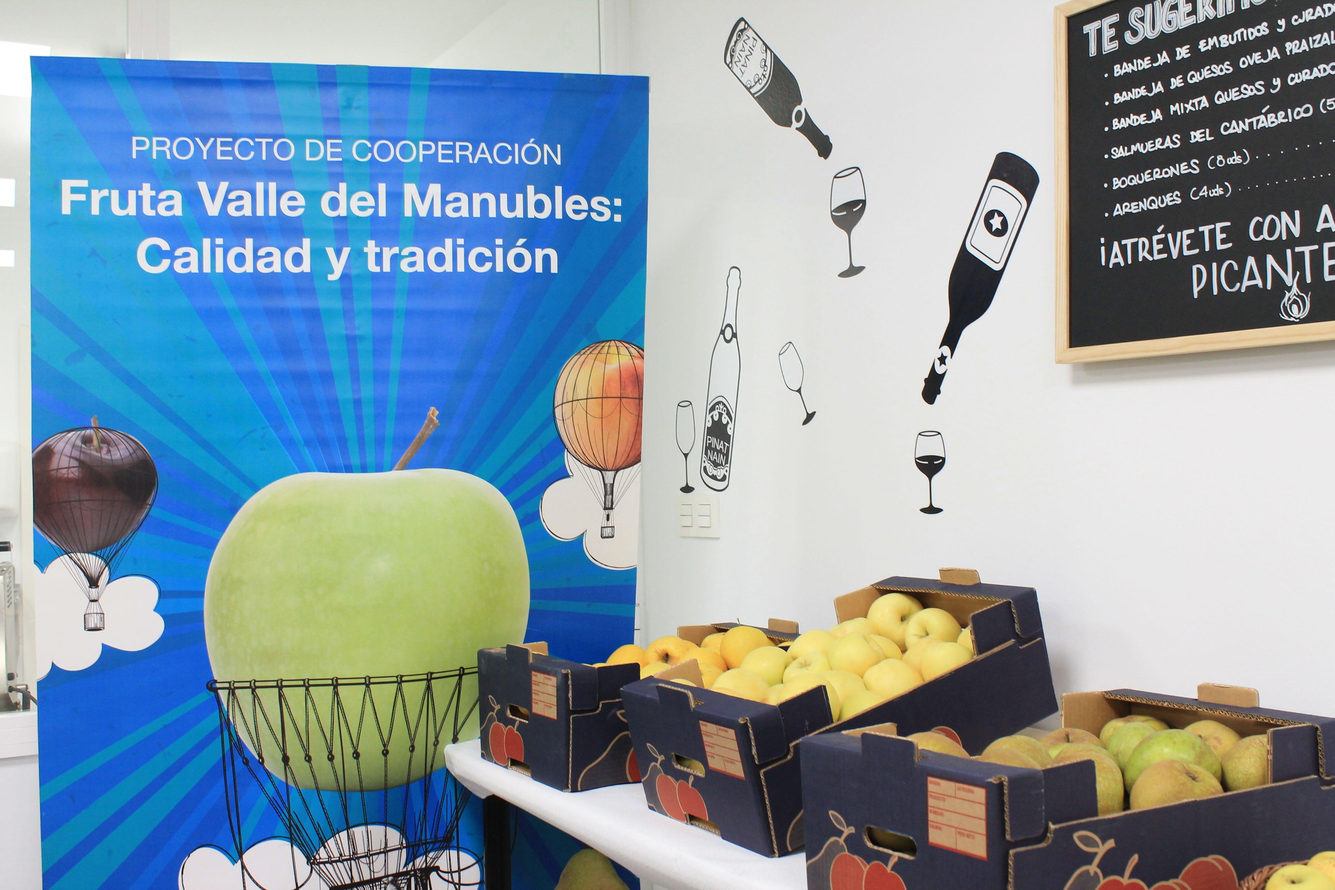 Fruta Valle del Manubles: cooperación y sabor contra la despoblación rural