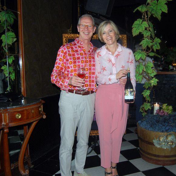 Louis Geirnaerdt y Eugenie van Ekeris