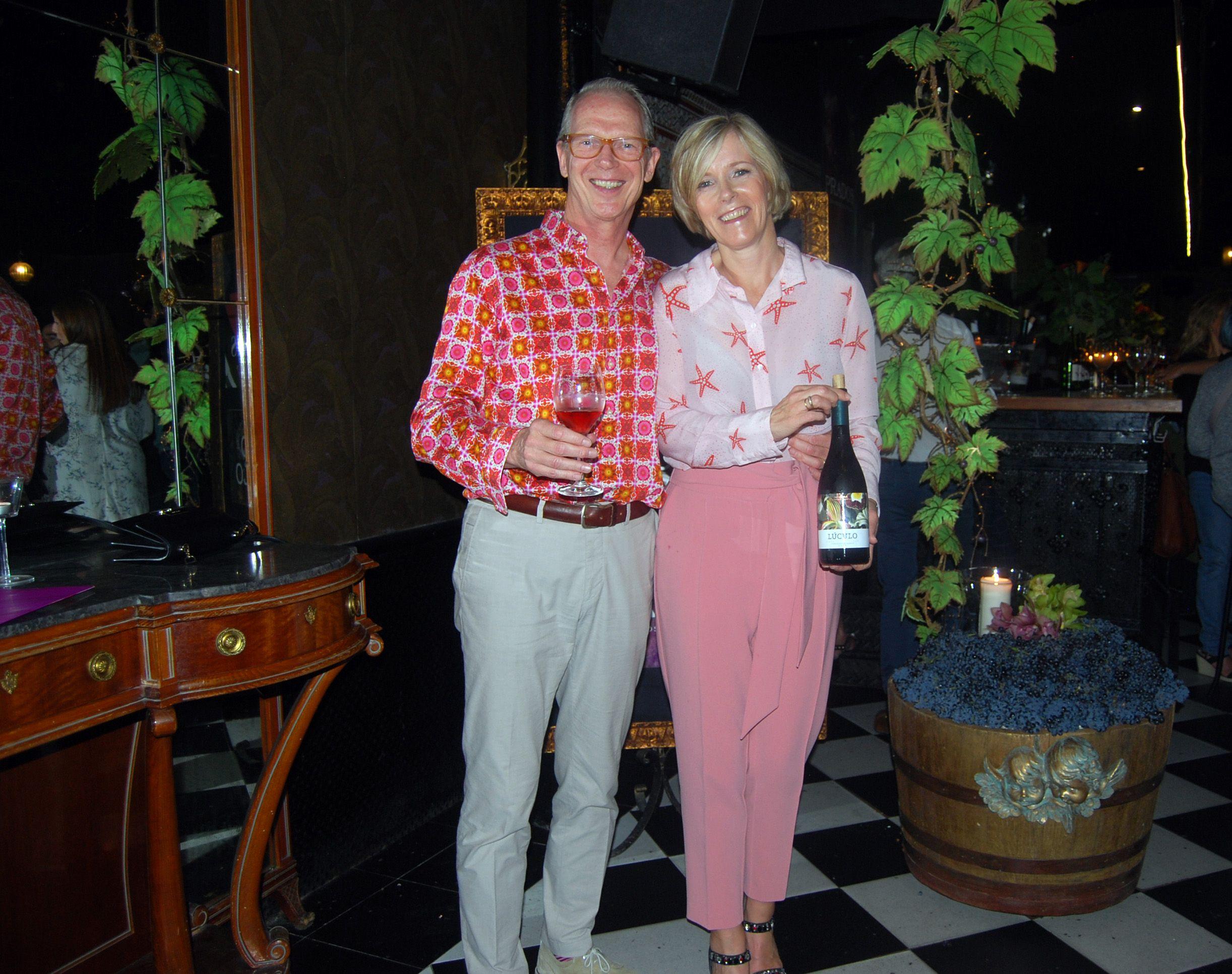 Axial Vinos reúne a más de 200 amantes de la garnacha y sirve más de 1000 copas de vino