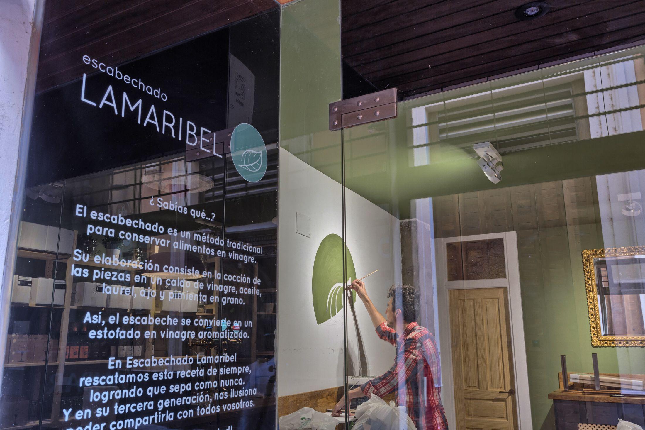 Lamaribel Escabechado, un producto de calidad y cien por cien aragonés en El Tubo zaragozano