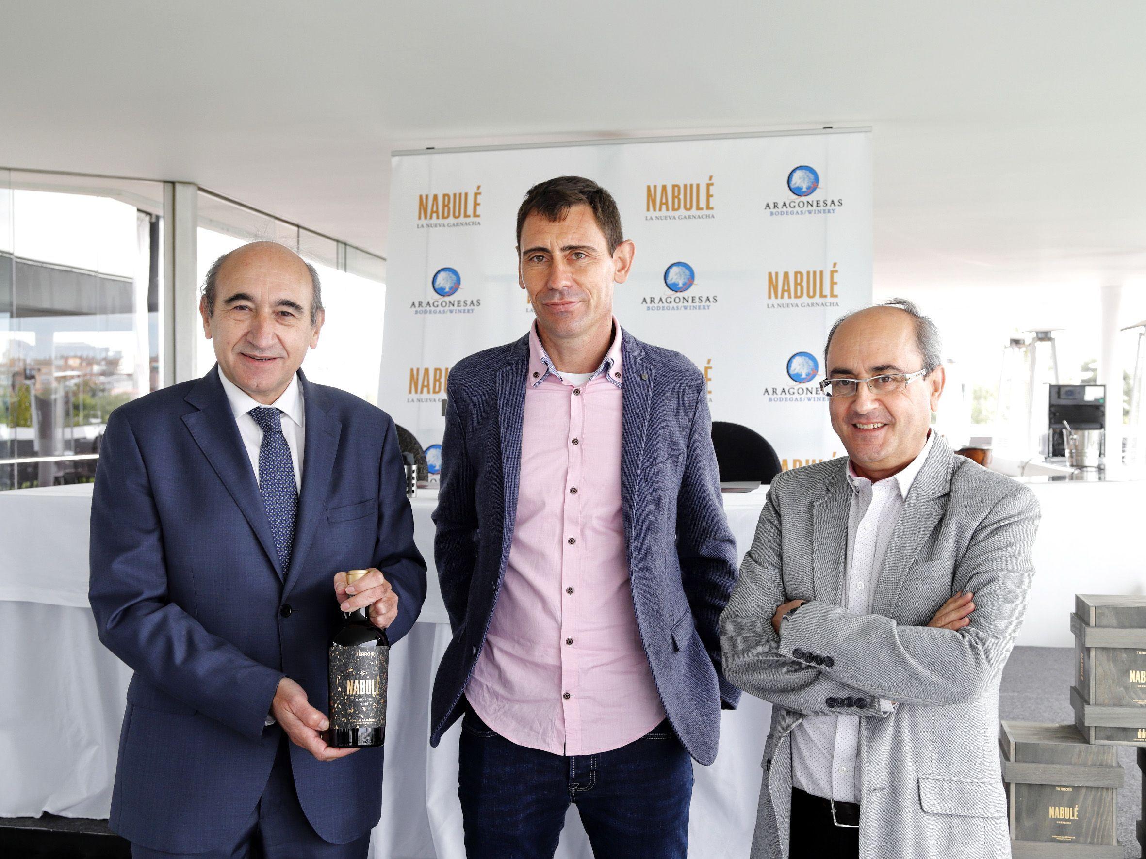 Nabulé, el nuevo concepto de garnacha de Bodegas Aragonesas