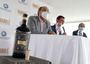 Presentación de Nabulé a los medios de comunicación