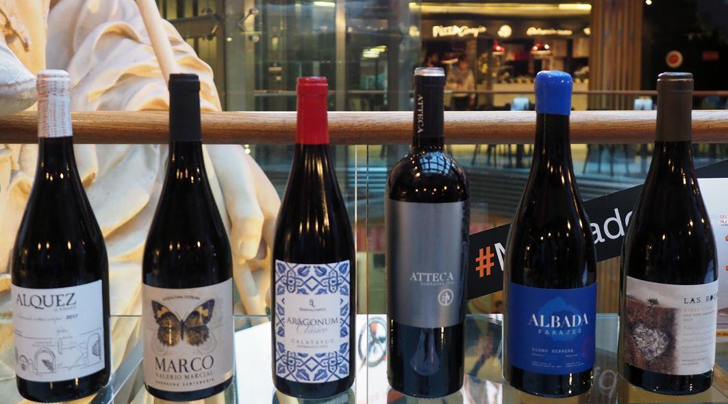 """""""La Semana de los Vinos de Calatayud"""" arranca con una cata profesional de seis de sus once oros conseguidos en el Concurso Garnachas del Mundo"""