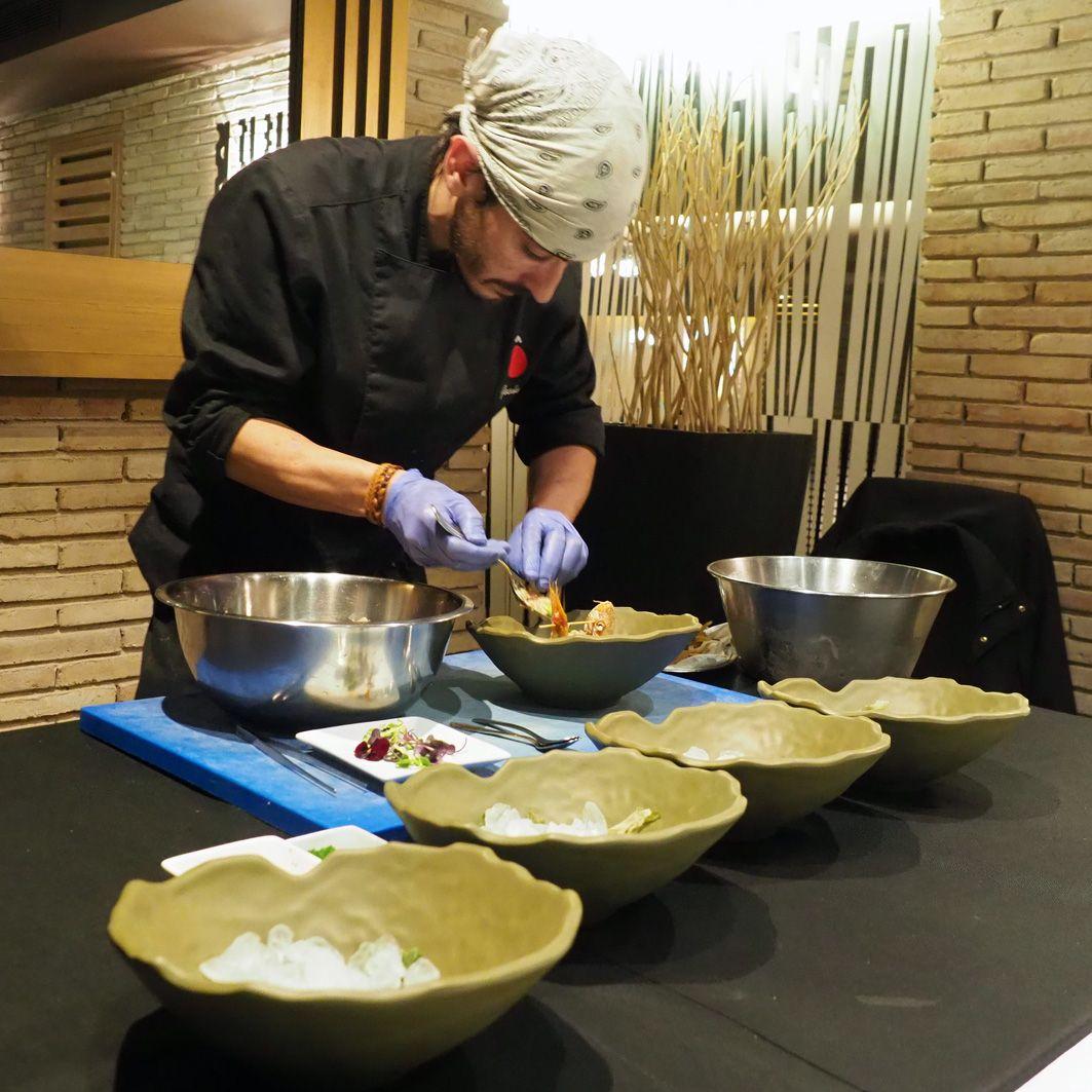 """El restaurante Donde Carol rinde homenaje a la cocina tradicional japonesa con las primeras jornadas """"No solo sushi"""""""