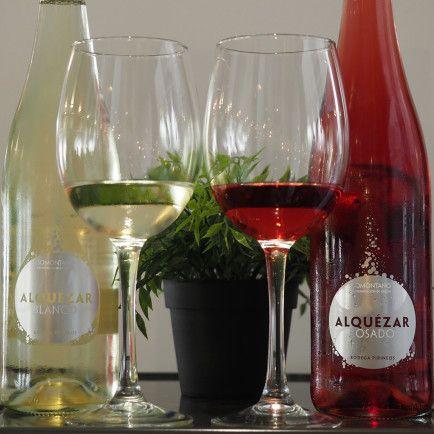 Nuevas añadas del vino Alquézar de Pirineos