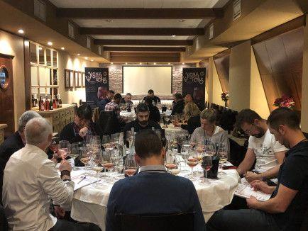 Panel de cata Vignerons 2019
