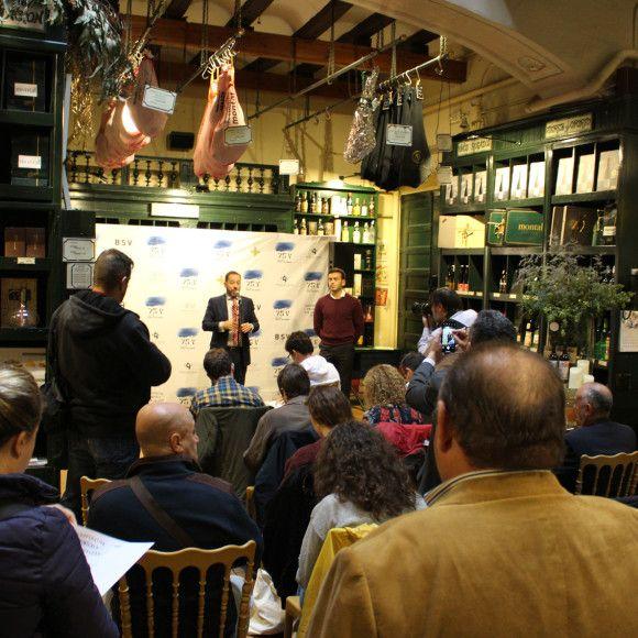 Presentación de las 75 Vendimias de Cooperativa Vinícola San Valero